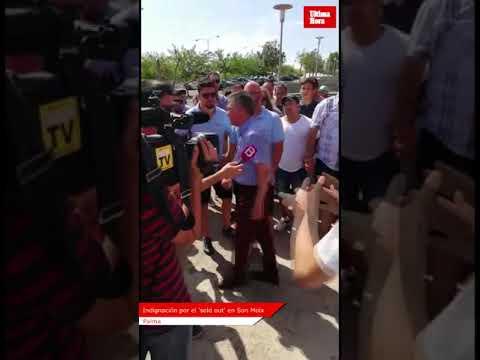 Indignación entre la afición tras agotarse las entradas para el Mallorca-Deportivo