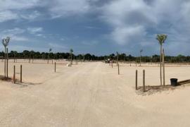 Campos gestionará el aparcamiento público del Parque Natural de Es Trenc