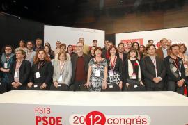 Las mujeres copan el PSIB de Armengol