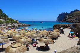 El verano empieza en Mallorca con alerta por temperaturas extremas