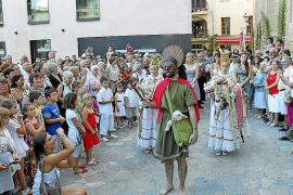 El alcalde de Pollença tienta al rector para que el cordero vivo vuelva a salir por el Corpus