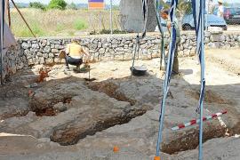 Descubiertas dos nuevas formas de entierro en el yacimiento de Son Peretó de Manacor