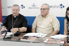 El obispo de Mallorca avisa: «Crecen las familias con ingresos que no llegan a fin de mes»