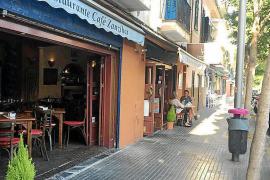Los restauradores de Santa Catalina en Palma se movilizan para recuperar las terrazas