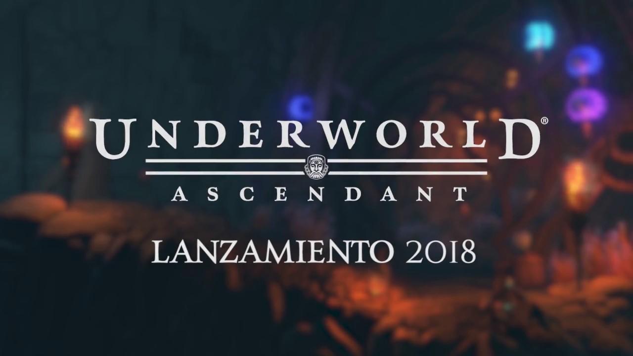 Underworld Ascendant ya está disponible en digital para PS4