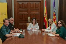 Presentan a la Federación Hotelera el plan de refuerzos policiales para este verano