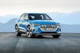 Audi e-Tron, el primer modelo de producción puramente eléctrico