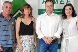 La organización Pymef Formentera exige una oficina contra el intrusismo