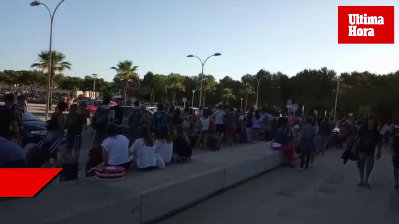 San Juan 2019: Comienza la operación salida rumbo a Ciutadella