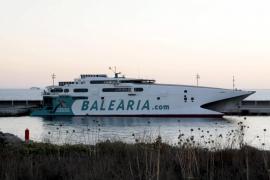 Multadas con 54 millones varias navieras que operan en Balears por pactar precios