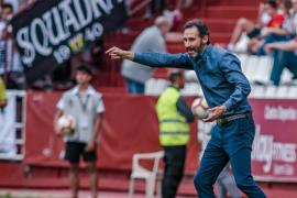 Vicente Moreno: «Son Moix nos empujará»