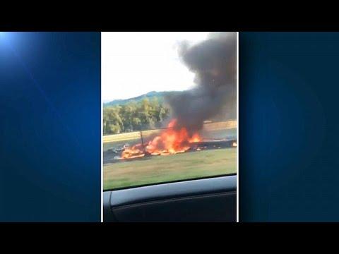 Nueve fallecidos tras estrellarse un avión en Hawái
