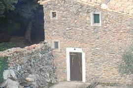 Un porche en Escorca
