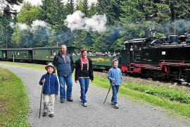 El Museu del Ferrocarril en Son Carrió viajará en el tiempo a través de la realidad virtual