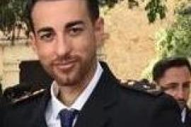 Fallece a los 36 años el policía Carlos Alexander García Campos