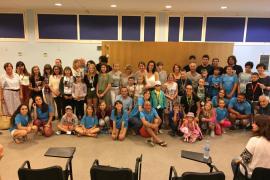 Niños de Chernóbil pasan el verano en Mallorca