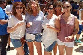 Mallorca vibra en la celebración de Sant Joan en Ciutadella