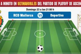 Así se ha vivido el Real Mallorca-Deportivo