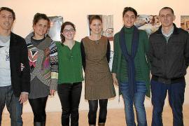 Exposición de 'La mirada del silencio' en ABA Art