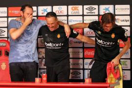 Moreno: «Hemos hecho un partido para ser merecedores de lo que hemos conseguido