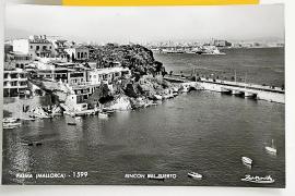 El 'boom' turístico de Mallorca, en postales