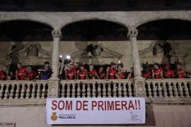 El Real Mallorca regresa a Primera