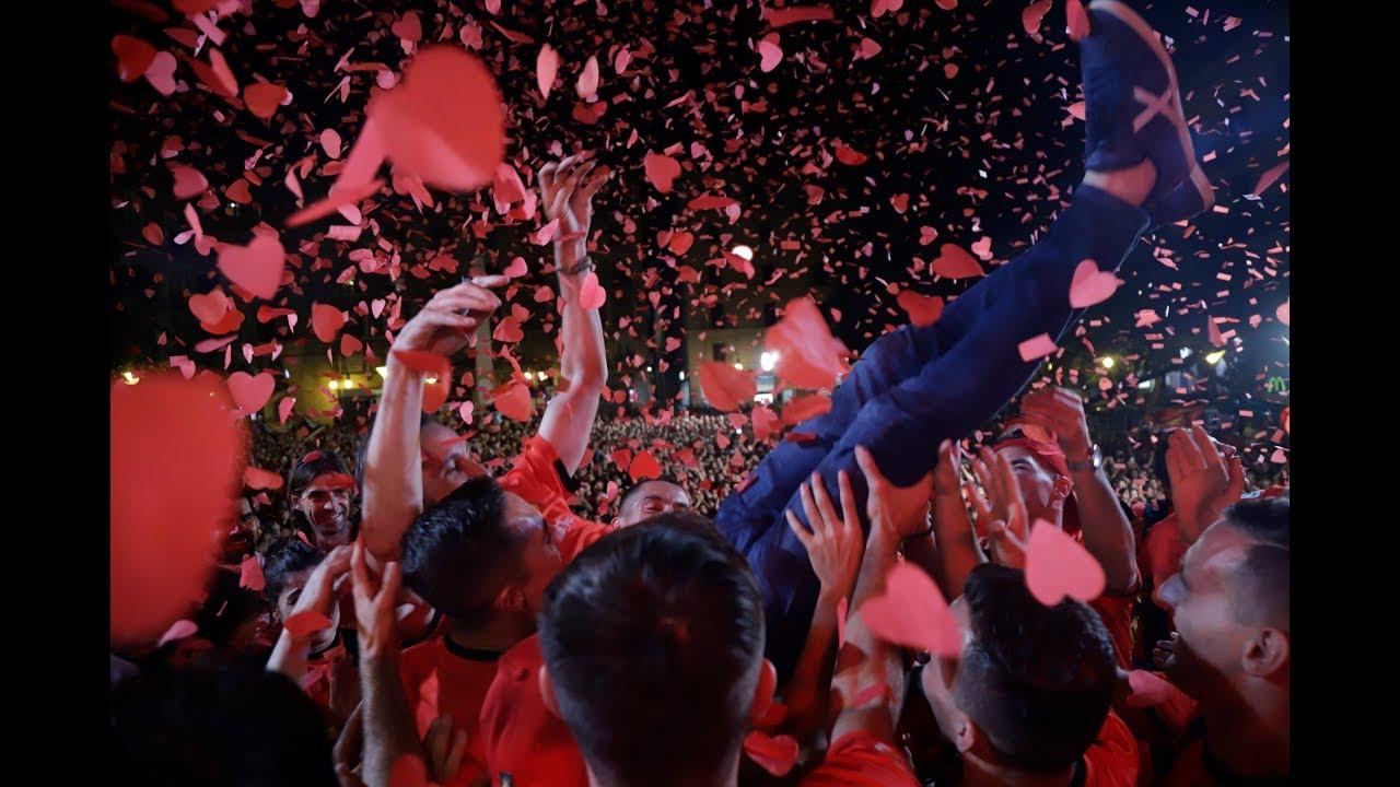 Los mejores momentos de la celebración del Real Mallorca