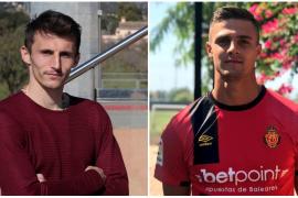 El club planea invertir cuatro millones en Budimir y Valjent