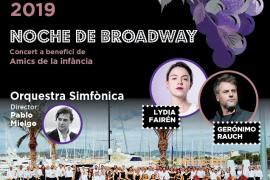 Broadway se apodera de las bodegas Macià Batle con el Concert de la Lluna a les Vinyes