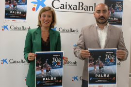 El Plaza 3x3 CaixaBank llenará de baloncesto el Moll Vell