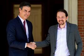 Sánchez e Iglesias se reúnen este martes para intentar llegar a un acuerdo