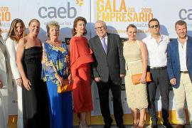 Gala del Empresario en el Castell de Bellver