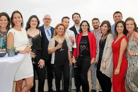 Presentación de viviendas de Son Dameto con la fiesta Bubbles & Choc en el hotel es Príncep