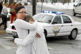 Un tiroteo en una escuela secundaria de EEUU deja un muerto y cuatro heridos