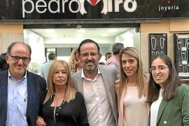 Pedro Miró inaugura nueva tienda en la calle San Miguel 65, de Palma