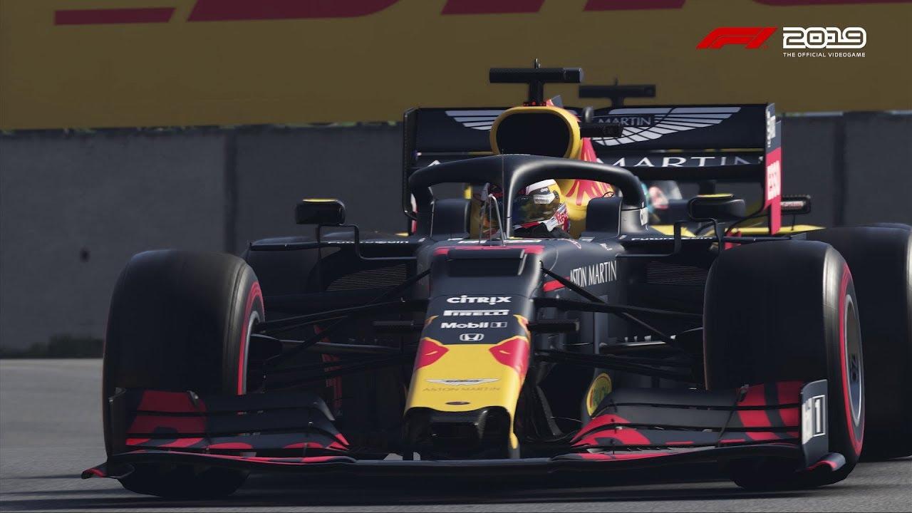 Trálier de lanzamiento de F1 2019 a la venta este viernes