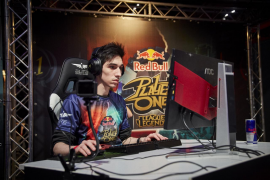 Freeloy, vencedor del Red Bull Player One