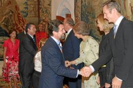 Urdangarin informó a Jaume Matas de sus negocios particulares en Marivent