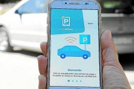 La nueva 'app' de la ORA en Palma no permite renovar el ticket a más de un kilómetro