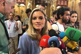 Cs critica su ubicación en el «gallinero» del Parlament: «Tenemos que estar en el centro»