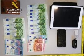 Detenido un joven por robar en siete casas de Santanyí
