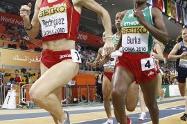 Natalia y Sergio bañan de plata al equipo español