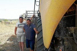 La campaña de cereales arranca con malos resultados debido a la falta de lluvias