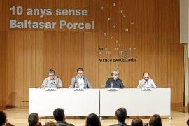 El Ateneu Barcelonès recuerda a Porcel a los diez años de su muerte