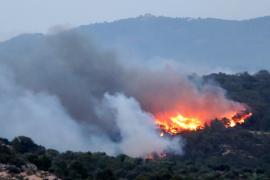 El incendio en Ribera d'Ebre (Tarragona) podría llegar a las 20.000 hectáreas afectadas