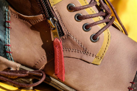 Piden cuatro años de cárcel por robar 66 zapatos del mismo pie