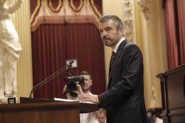 Ciudadanos critica la falta de credibilidad del discurso de Armengol