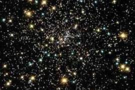 Una muestra de astronomía: constelaciones