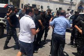 Atentados suicidas en la capital de Túnez