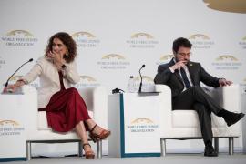 La ministra Montero advierte a Podemos que no habrá segunda vuelta para la investidura